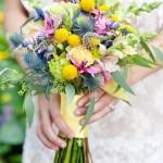 Пользуйся дарами природы для создания идеального свадебного образа