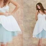 Пышная юбка и без бретелек