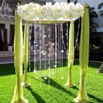 Для свадьбы на свежем воздухе