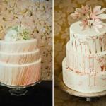 Куда же без креативного свадебного торта?