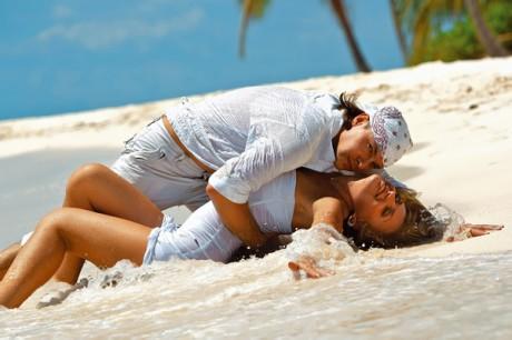 Отдых в медовый месяц
