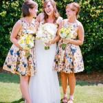 Подружки невесты, как два цветка