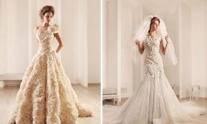Свадебная мода, 8 лучших свадебных платьев от Rami Kadi