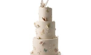Самый летний свадебный торт