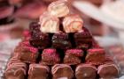 Идея дня: свадебный десерт – конфеты и пирожные