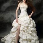 Разрез можно сделать в любом платье