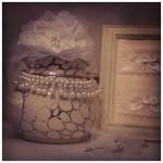 Свадебный аксессуар 2-в-1