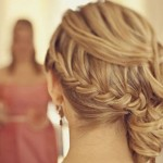 Асимметрия волос