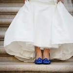 Красочные туфли: ярко и свежо