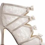 Просто потрясающая свадебная обувь!