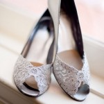 Нежная обувь для летней свадьбы