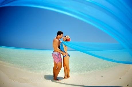 Солнечный шик Мальдив