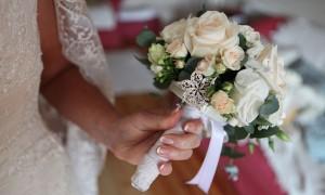 Идея дня: букет невесты с драгоценностями