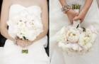 Идея дня: научись правильно держать свадебный букет