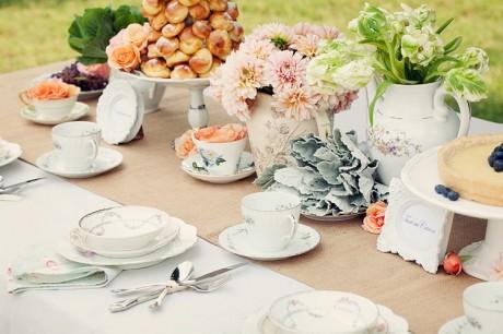 Свадебная флористика - минимализм