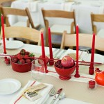 Клубника...Ее запах и соблазнительный вид поднимут настроение гостям и удвоят их аппетит
