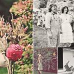 Этим молодоженам пришло в голову  организовать свадьбу в стиле бродяг и эпохи Великой депрессии.