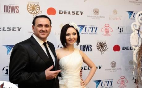 Знаменитый оперный певец Владимир Гришко на фестивале