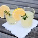Лимон освежает