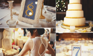 polka-dot-wedding-inspiration-navy-yellow-wedding__full