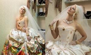 Свадебные платья от дизайнера Михаль Негрин