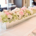 Прекрасное свадебное украшение