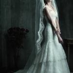 Потрясающий свадебный наряд!
