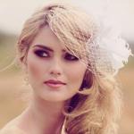 Фарфоровая кожа - то, что нужно для образа романтичной невесты