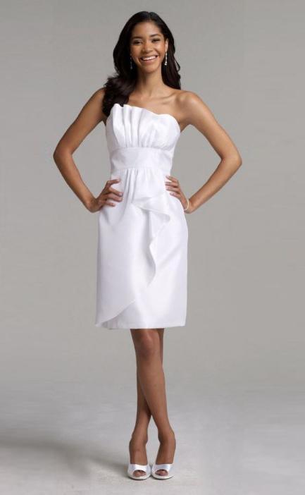 2c6f9a4e240 Короткие свадебные платья для невест - Nashasvadba.net