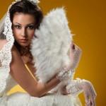 Дайте невесте в руки веер!
