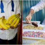 Солнечные бананы и красочные сладости
