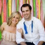 Яркая свадьба для ярких молодоженов