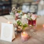 Украшаем свечи на свадьбу