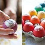 Красочные яйца для свадебной развлекательной программы