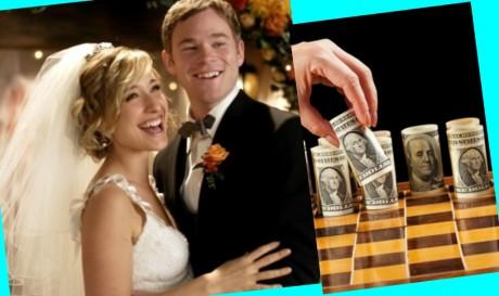 Жених и невеста - деньги