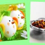 Цыплята и свадебные блюда