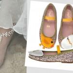 Подберите свадебную обувь