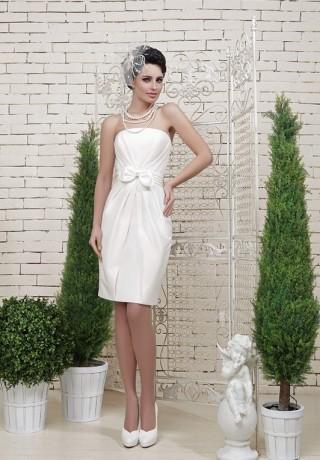 Свадебное платье летом
