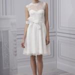 Банты - модный свадебный тренд