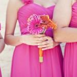 Фиолетовый, розовый, оранжевый...Потрясающее сочетание!