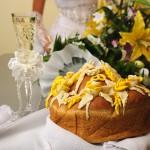 Шикарное угощение для гостей