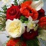 Букет невесты для летней свадьбы