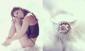 romantic-wedding-photography-boudoir-bridal-shoot-diamond-engagement-ring-feathers__full-carousel