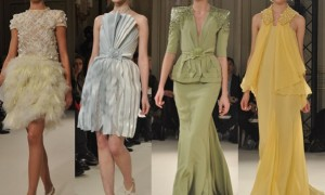 Вечерние платья от Джордж Хобейка