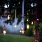 Выездная церемония со свечами