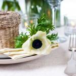 Белые цветы для элегантного декора