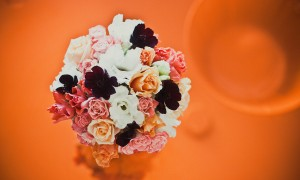 1-San_Francisco_wedding_orange_bouquet