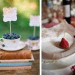 Десерт и рассадочные карточки
