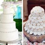 Два великолепных свадебных торта