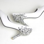 Элегантные туфли с орнаментом